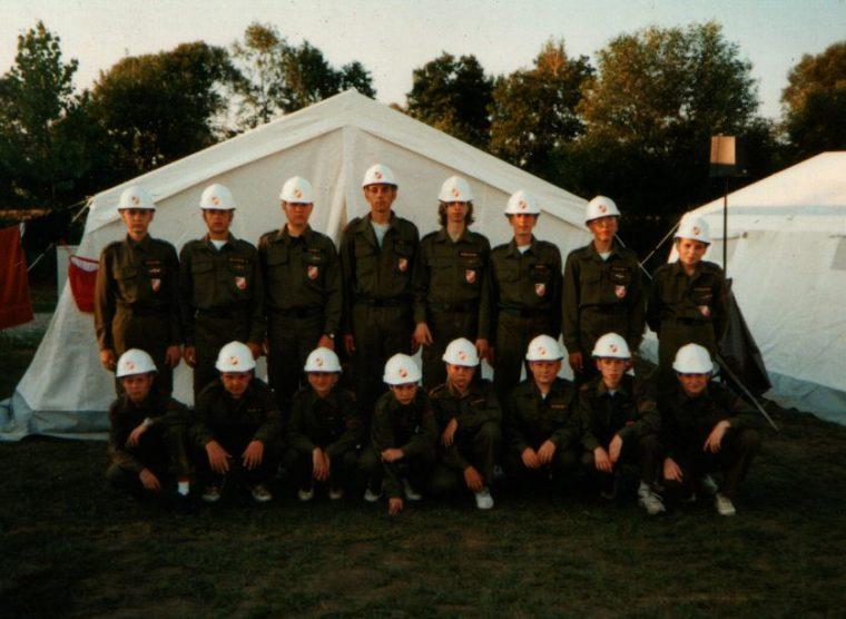Jugendwettkämpfe 1994 in Rauchwart
